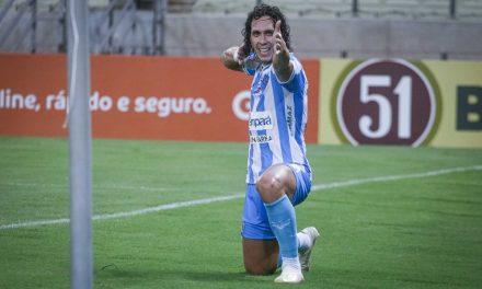 Sport faz sondagem pelo atacante Nicolas; Paysandu está ciente do interesse no artilheiro bicolor
