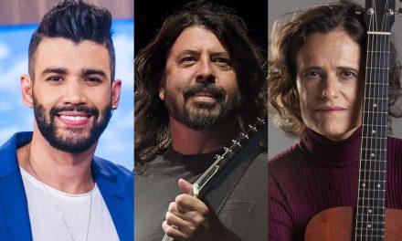 Lives de hoje: Gusttavo Lima, Foo Fighters, Zélia Duncan e mais shows para ver em casa