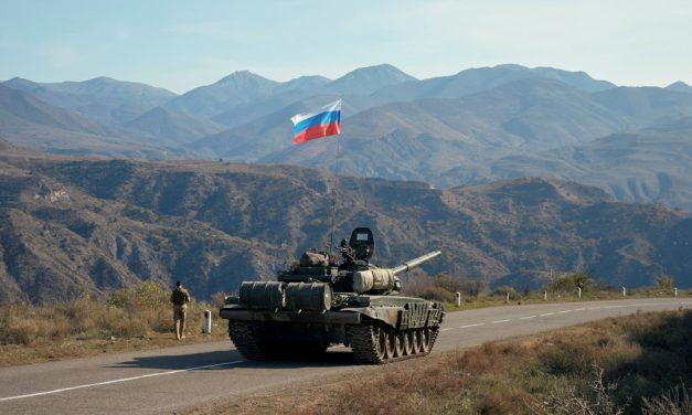 Armênia diz que mais de 2,3 mil soldados foram mortos nos confrontos de Nagorno-Karabakh