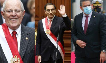 Peru terá o terceiro presidente em uma semana