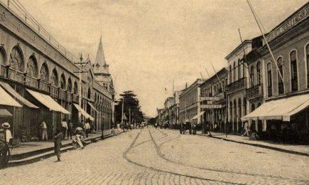 Livro resgata história da construção do boulevard de Belém