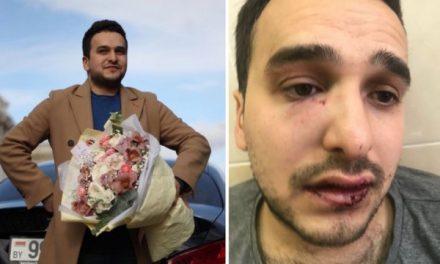 Protestos em Belarus: 'Fui preso e agredido por distribuir rosas'