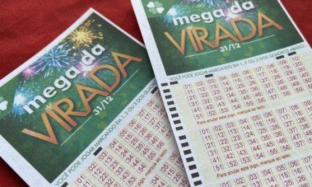Mega da Virada: apostas começam e prêmio pode chegar a R$ 300 milhões