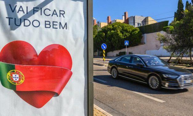 Portugal atinge maior número diário de internados em UTIs com Covid-19