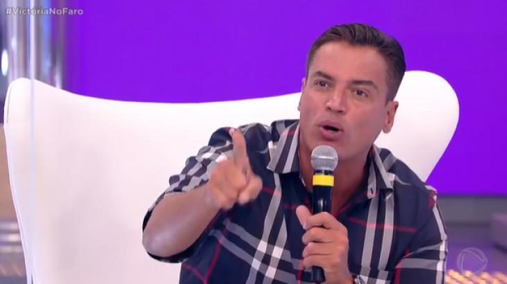 Faro faz campanha para Leo Dias na Record e causa preocupação