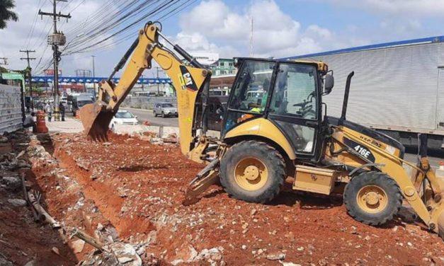 Estado inicia construção de passarelas na BR-316