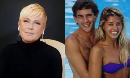 Xuxa fala sobre Ayrton Senna e reacende treta com Adriane Galisteu