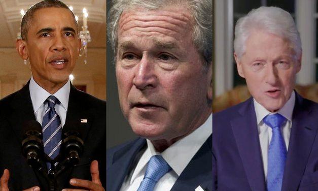 Obama, Bush e Clinton se oferecem para promover campanha de vacinação contra a Covid nos EUA