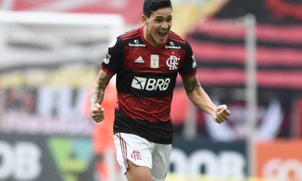 Flamengo entra em semana decisiva para confirmar opção de compra de Pedro