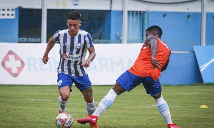 Com três jogos consecutivos em Belém, lateral bicolor projeta boa largada rumo ao acesso