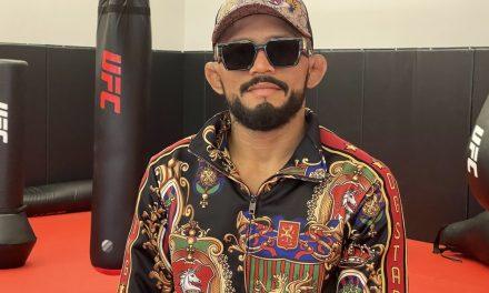 Deiveson em quatro atos: defesa recorde de título, bônus de Dana, saudades de casa e irmão no UFC