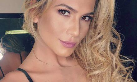 """Recuperada da Covida-19, Lívia Andrade renova o visual e impressiona: """"Maravilhosa"""""""
