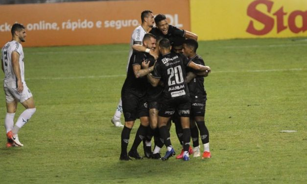 Paysandu vence o Ypiranga e assume a liderança do grupo D