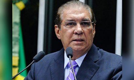 Senador Jader Barbalho cobra dados sobre obras inacabadas