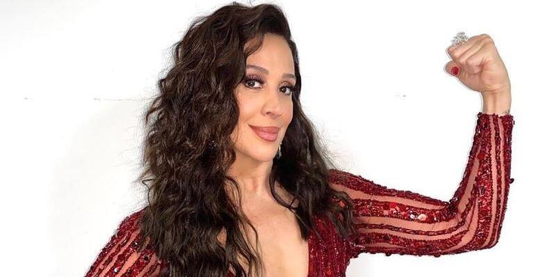 """Filha de Claudia Raia esbanja beleza deslumbrante em foto publicada pela atriz: """"Muito orgulho"""""""