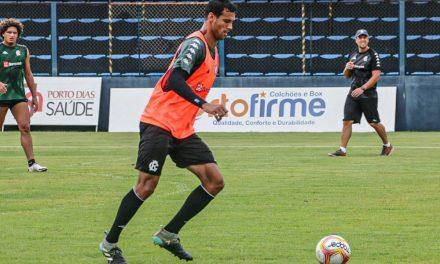 """Jansen acredita que VAR teria validado gol em Londrina e foca no Re-Pa: """"Precisamos pontuar"""""""