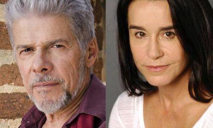 Silvio Cerceau quer José Mayer e Lucélia Santos em novela na Record
