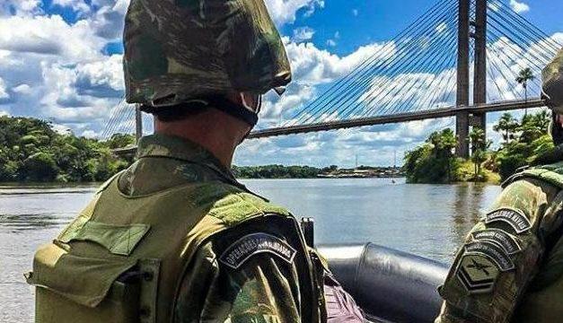 Operação da Marinha do Brasil visa a segurança de embarcações durante dezembro e janeiro