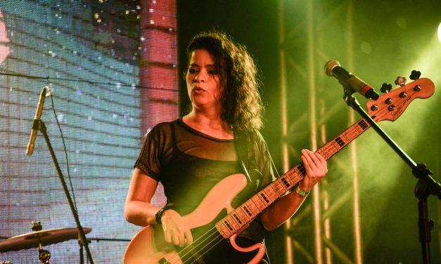 Inesita mostra o carimbó com o rock no single 'Vertical'