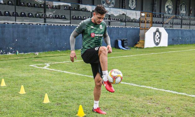 """Bonamigo não descarta uso de Eduardo Ramos no Re-Pa e vê rival com """"conjunto muito forte"""""""