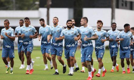 Santos terá semanas livres antes de último jogo de 2020 e ida da semifinal da Libertadores