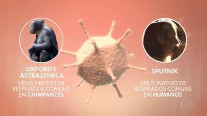 AstraZeneca e desenvolvedora da Sputnik V assinam acordo para testar combinação de vacinas contra Covid-19