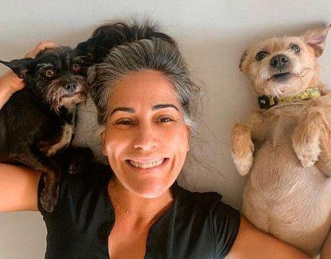 """Gloria Pires surge em clique descontraído em suas redes e recebe elogios de fãs: """"Que perfeita!"""""""
