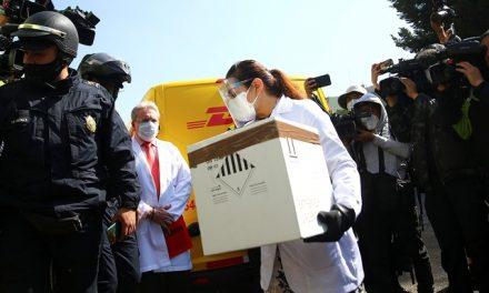 México iniciará vacinação contra Covid-19 na véspera do Natal