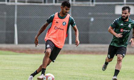 """Após primeiro gol, Augusto torce por novas oportunidades no Remo: """"Vim para ajudar"""""""