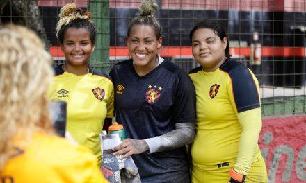 Bárbara vê mudança histórica na seleção com Pia Sundhage, última Olimpíada e despedida no Sport