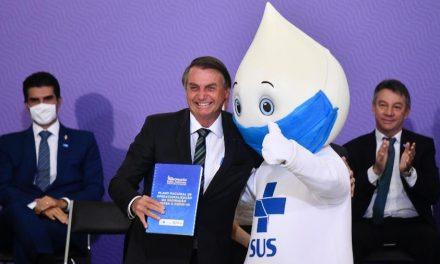 Governo Bolsonaro reduz gastos com campanhas para incentivar vacinação