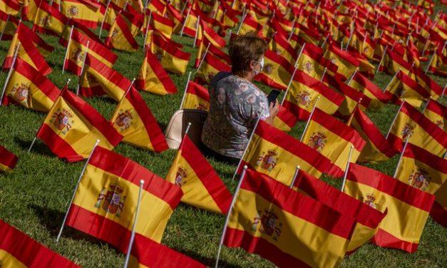 Espanha detecta quatro casos da nova variante de Covid-19