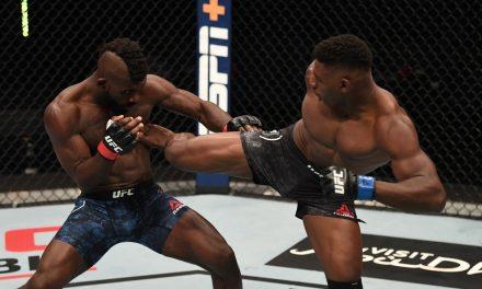 Autor de nocaute histórico, Joaquin Buckley é escalado para lutar no primeiro UFC de 2021