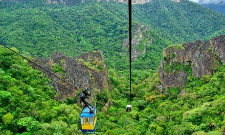 Ubajara, no Ceará, já abrigou ursos no passado e tem gruta grandiosa e parque nacional como atrações