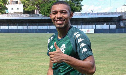 Sem tempo a perder: dispensado do Remo, Djalma afirma ter propostas de clubes da Série C