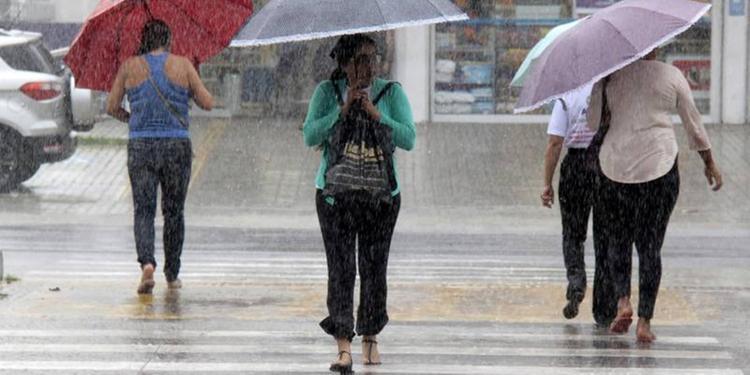 Inmet prevê chuvas de até três dias em janeiro no Pará