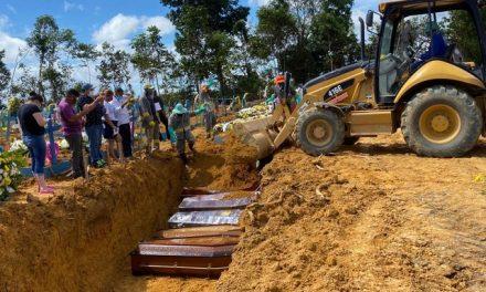 'Não terá vala coletiva', diz secretário sobre aumento de enterros em Manaus