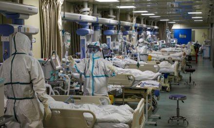China registra maior nº diário de casos de Covid-19 desde julho