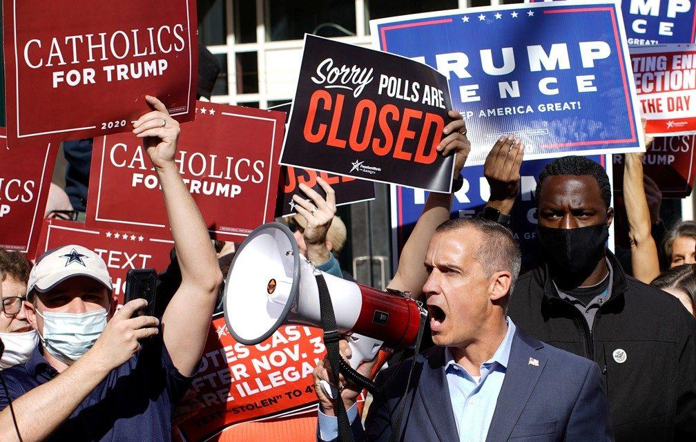 Nos EUA, autoridades se preparam para novas marchas de apoiadores de Donald Trump