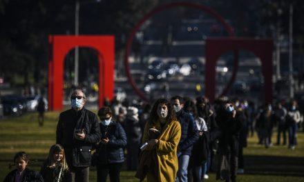 Votação antecipada gera filas em eleição presidencial de Portugal