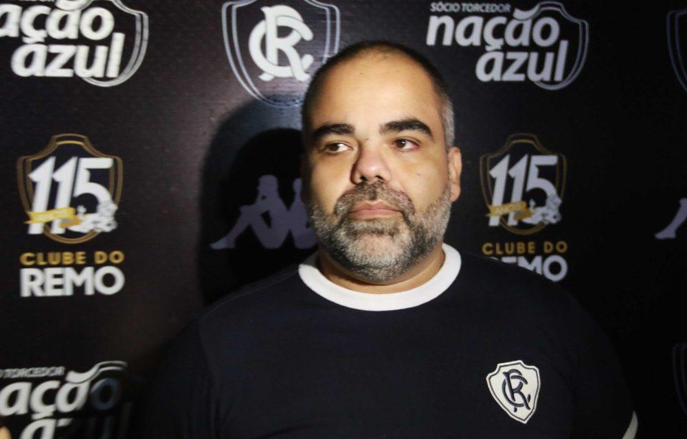 Com 15 infectados por Covid-19, Remo quer adiar primeiro jogo da final da Série C, contra o Vila Nova