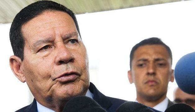 Mourão diz que democracia fica comprometida se Forças Armadas forem 'indisciplinadas'