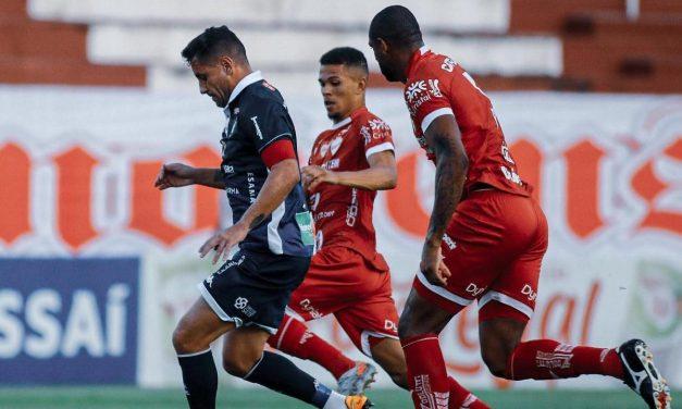 Remo sai na frente, mas é goleado pelo Vila Nova na primeira final da Série C