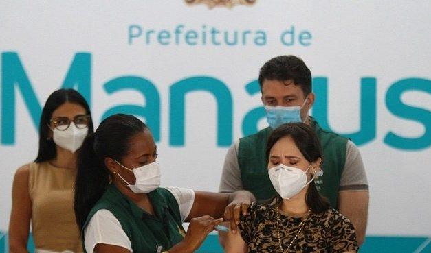 Justiça Federal do Amazonas manda prefeitura de Manaus divulgar diariamente lista de vacinados