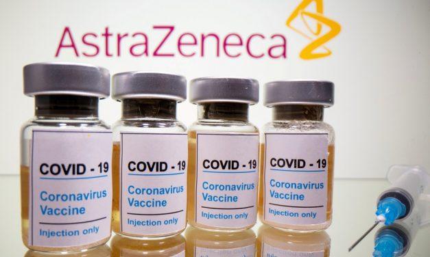 Pará vai receber 49 mil doses da vacina de Oxford/AstraZeneca neste domingo