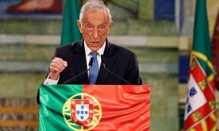 Marcelo Rebelo de Sousa é reeleito presidente de Portugal