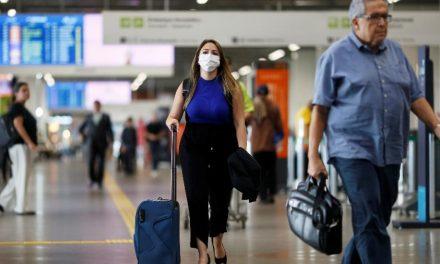 Movimentação de passageiros no Aeroporto de Guarulhos reduziu 58% em 2020