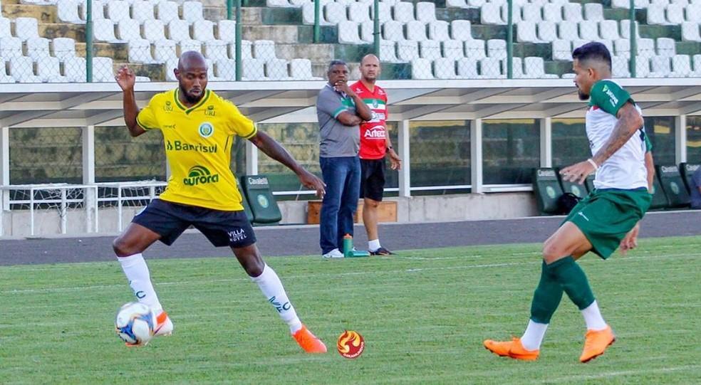 Destaque do Ypiranga-RS na Série C do Brasileiro, atacante está na mira do Paysandu para 2021