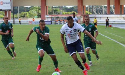 Salatiel volta a marcar, Remo vence Gama no Mangueirão e avança na Copa Verde
