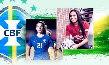 Seleção feminina aposta em jovens com dupla nacionalidade para não perder joias para o exterior